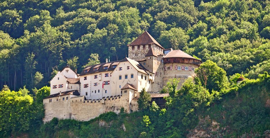 Château de Vaduz - Liechtenstein