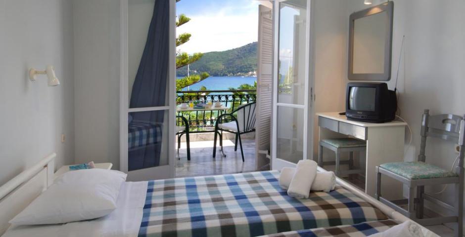 Doppelzimmer - Athina Hotel