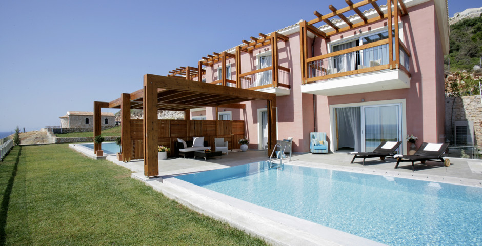 Exterior Suite - Apostolata Island Resort & Spa