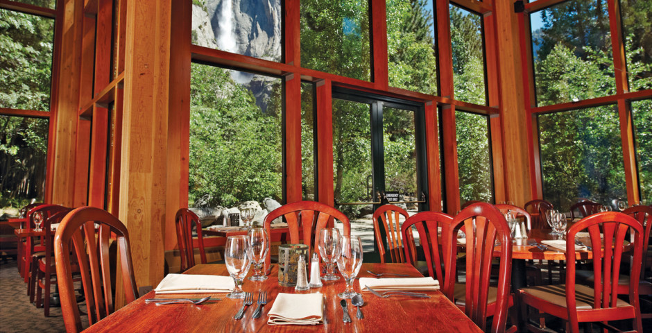 Yosemite Valley Lodge