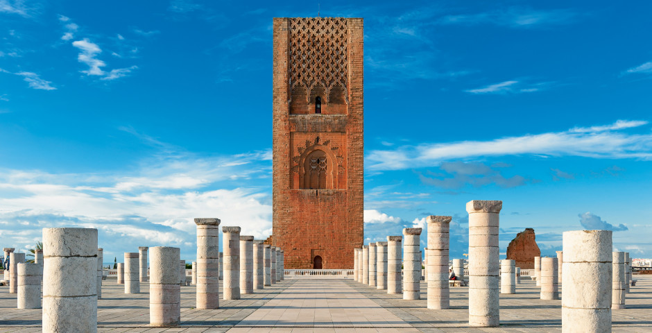 Hassan-Turm - Rabat