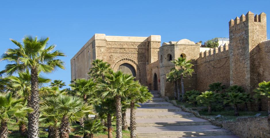 Bab el Kebir-Tor - Rabat