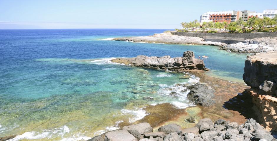 Playa El Pinque - Playa Paraiso
