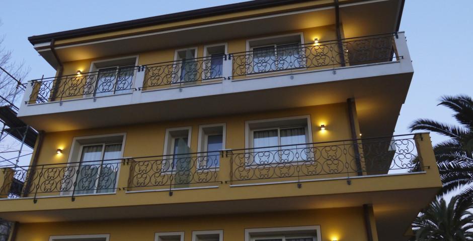 """Gebäude """"Hotel Villa Eva"""" - Hotel Villa Eva"""