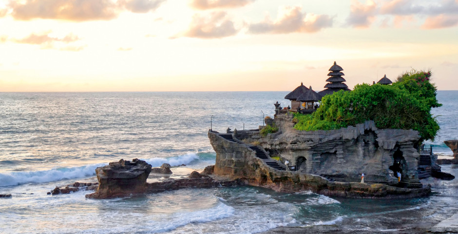 Temple de Tanah Lot - Charmante Bali