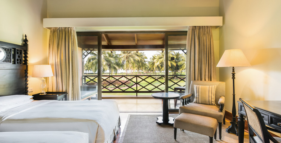 Seaview-Zimmer - Park Hyatt Goa Resort & Spa