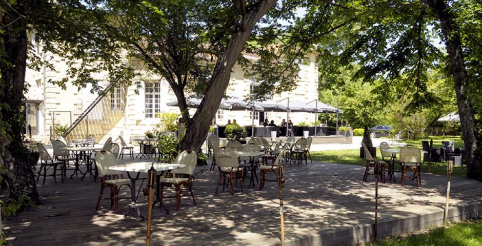 La Réserve au Pavillon du Chateau Raba
