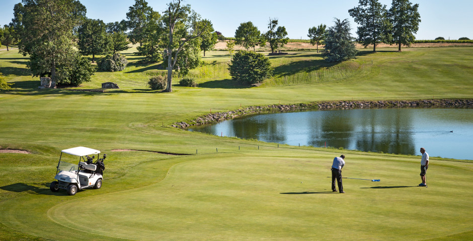 Château et Relais des Vigiers - Golf & Spa