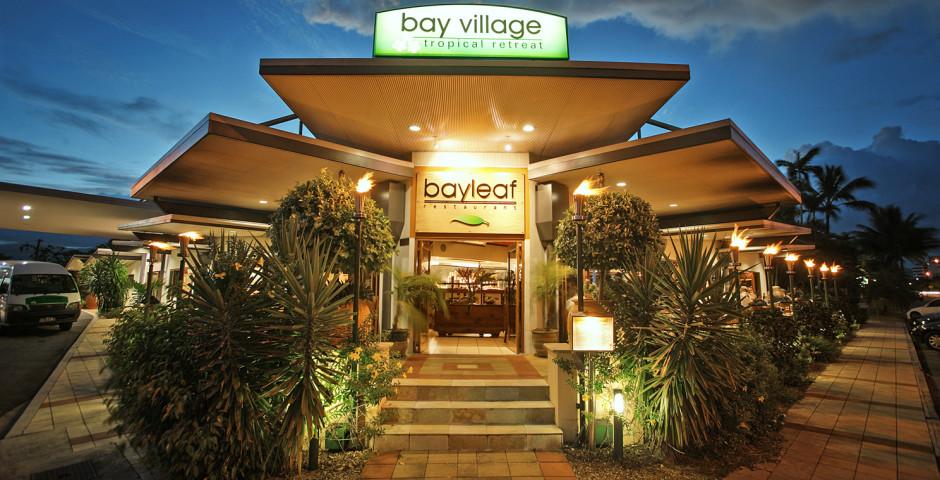 Bay Village Tropical Retreat