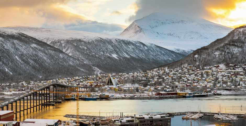 Tromsø et Environs
