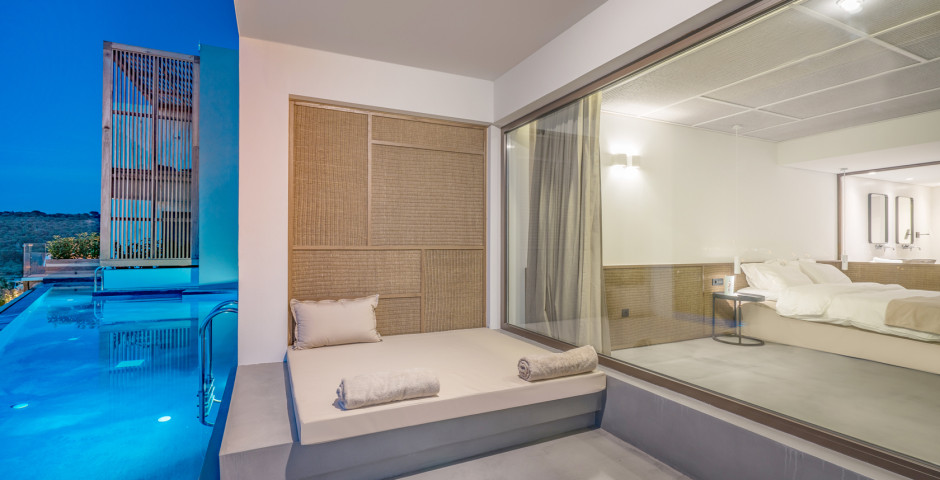 Junior Suite - Zante Maris Suites