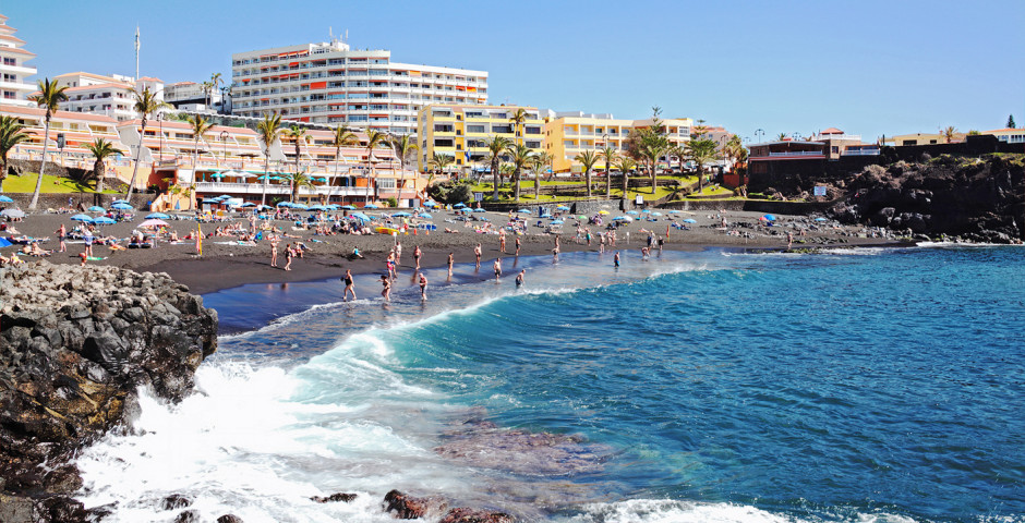 Vacances balnéaires à Playa de la Arena