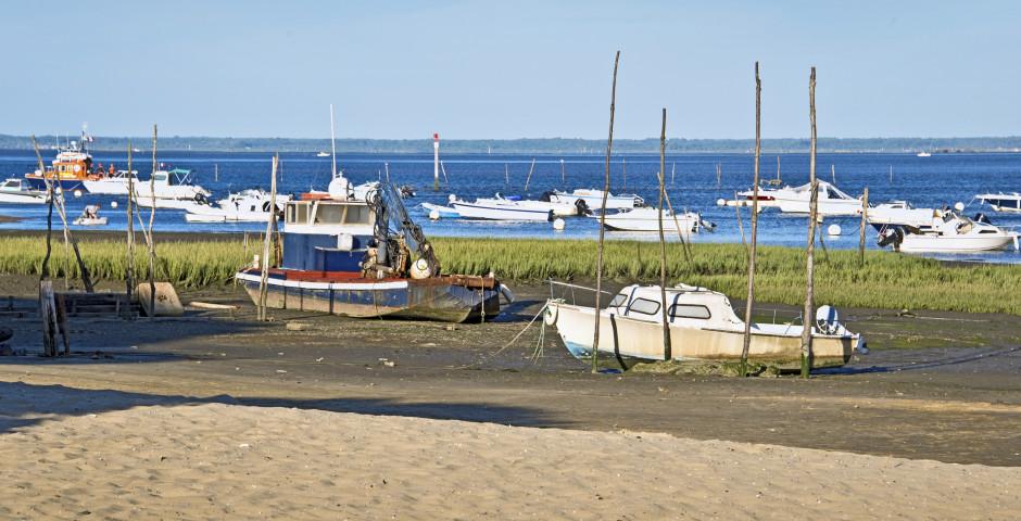 Cap Ferret, Bassin d'Arcachon - Arcachon (Atlantikküste)