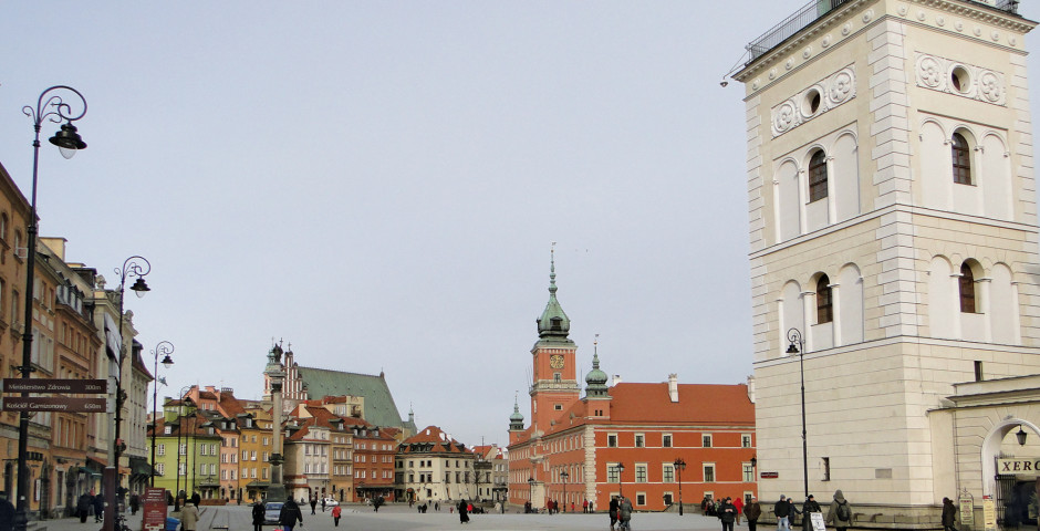 Sirène - Varsovie