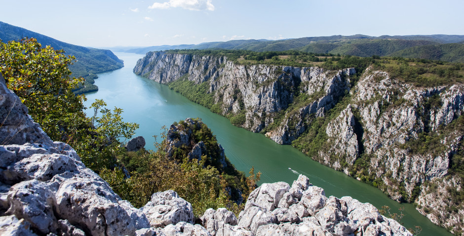 Portes de Fer, Danube