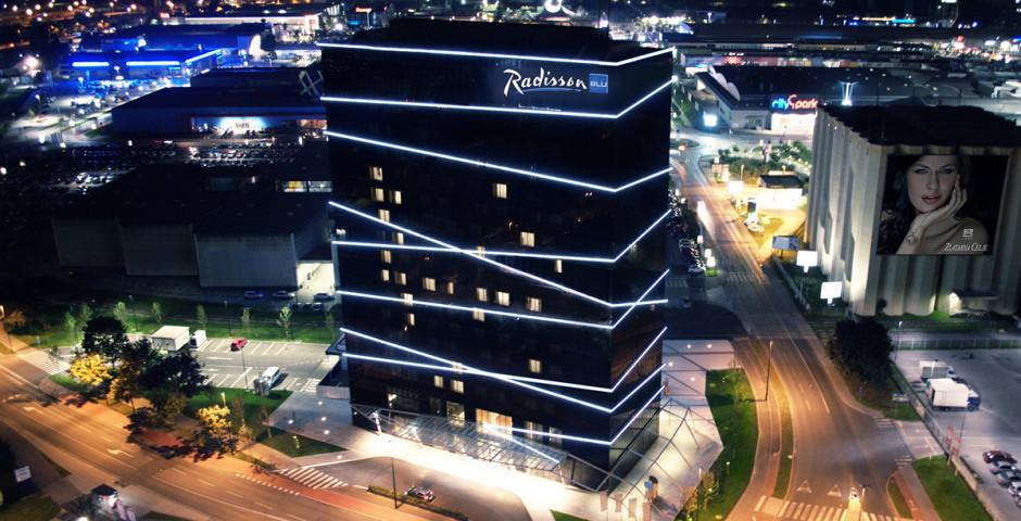 Radisson Blu Plaza Ljubljana