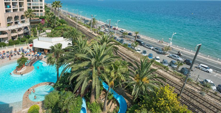 Résidence P & V «Cannes-Verrerie»