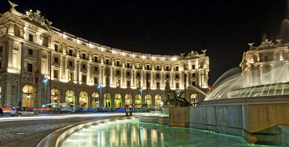 Boscolo Exedra Rom