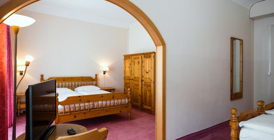 Vierbettzimmer - Hotel Terrace - Titlis-Jubiläums-Aktion inkl. Skipass