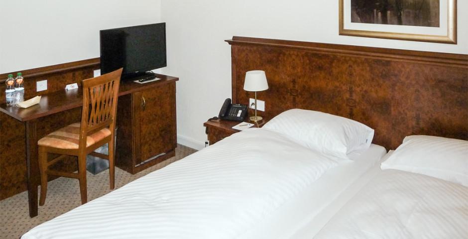 Doppelzimmer - Hotel Terrace - Titlis-Jubiläums-Aktion inkl. Skipass