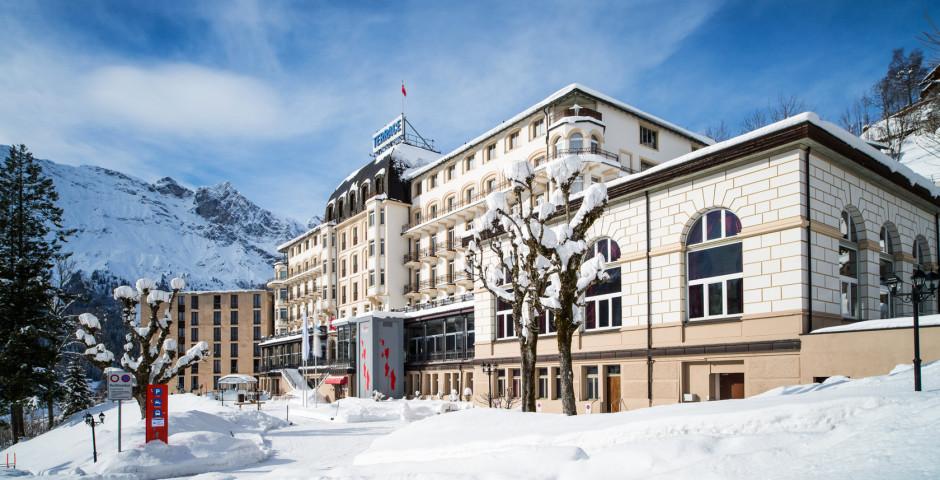 Hôtel Terrace - promotion jubilé Titlis (abo ski compris)
