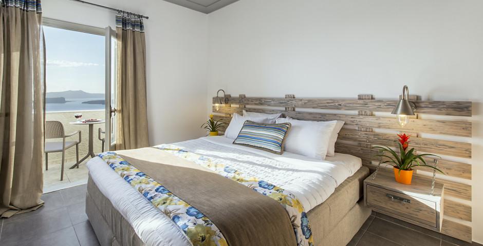 Doppelzimmer Superior - Caldera's Dolphin Suites