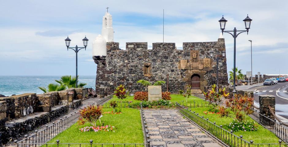Castillo de San Miguel in Garachico - Garachico