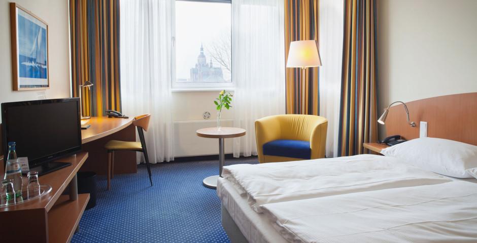 ©Eurotours Ges mbh/ Tourismusverband Mecklenburg- Vorpommern e.V. - arcona Hotel Baltic