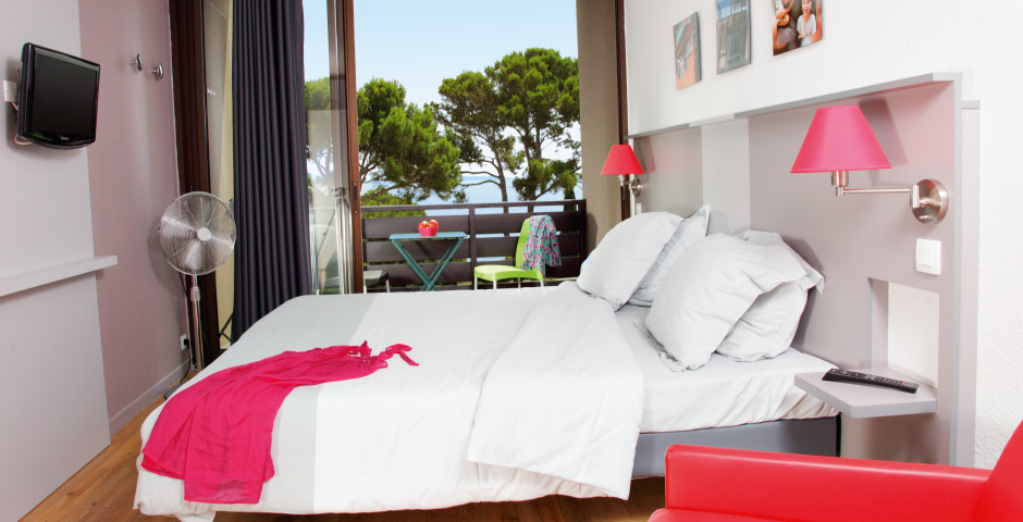 2-Zimmer-Appartement - Feriendorf Belambra «Les Criques»