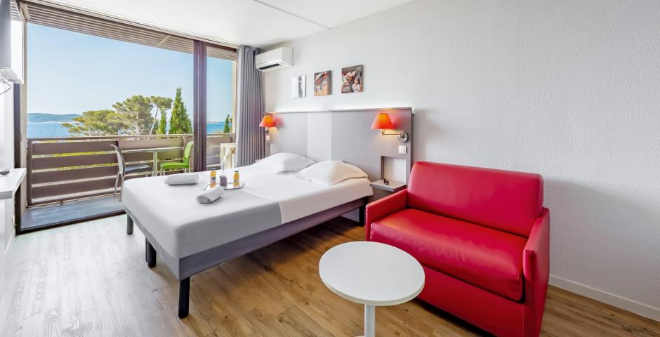 2-Zimmer-Appartement VIP
