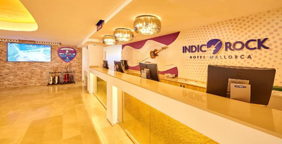 Indico Rock (ex. HSM Alejandria)