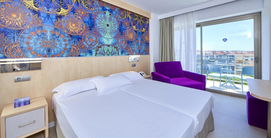 Doppelzimmer Deluxe - Indico Rock Hotel Mallorca