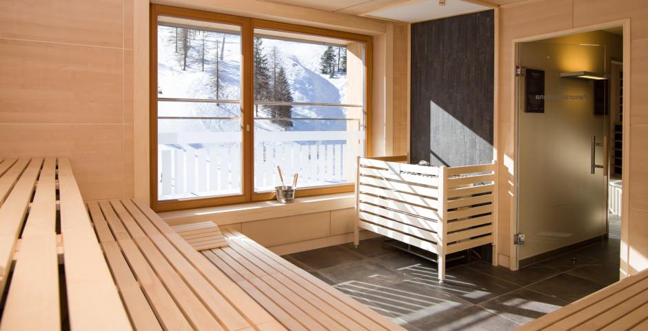 JUFA Hotel Malbun Alpin Resort inkl. Bergbahn
