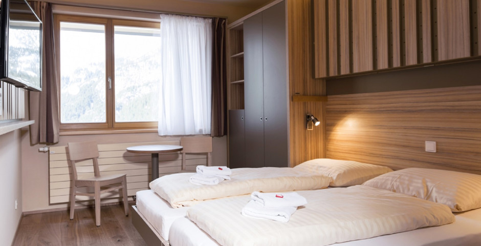 Doppelzimmer - JUFA Hotel Malbun Alpin Resort inkl. Bergbahn