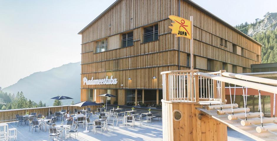 JUFA Hotel Malbun Alpin Resort - été, remontées inclus