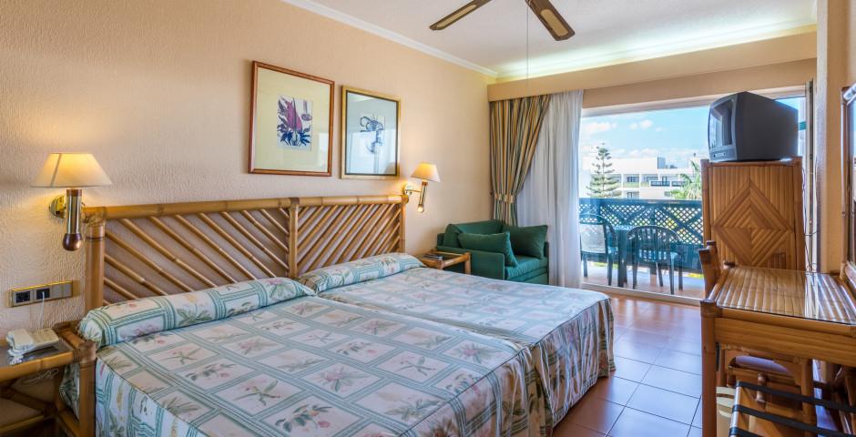 Chambre double - Blue Sea Costa Bastian (ex. Diverhotel Lanzarote)