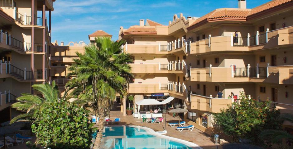 Ereza Mar (ex. Dorado Suites Hotel)