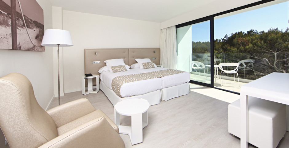 Doppelzimmer Gartensicht - Iberostar Cala Millor