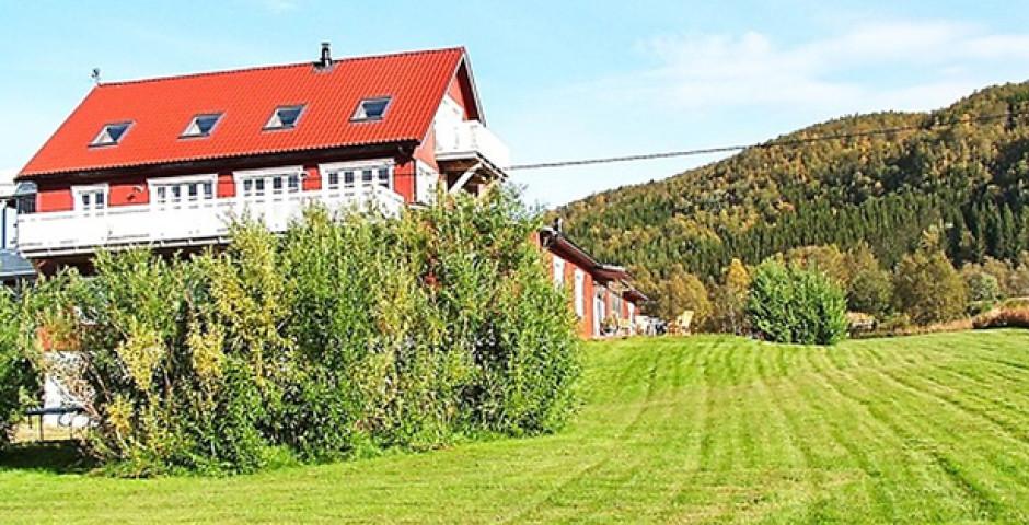 Ferienhaus Tromsø 1