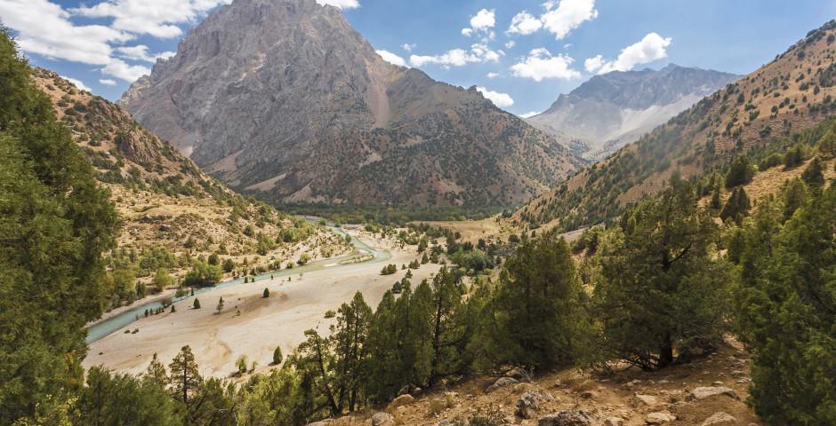Montagnes de Tian Shan - Bishkek