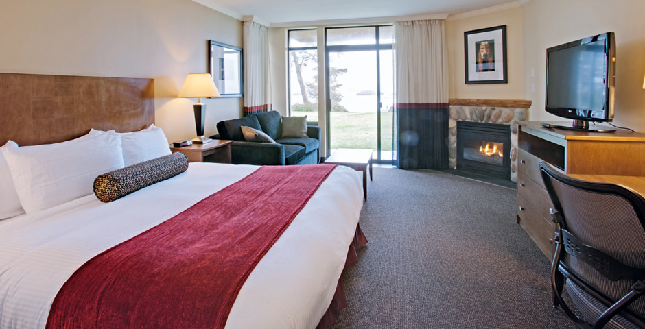 King-Zimmer - Best Western Tin Wis Resort