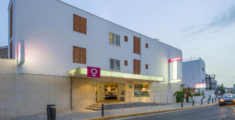 Hôtel Playasol Maritimo