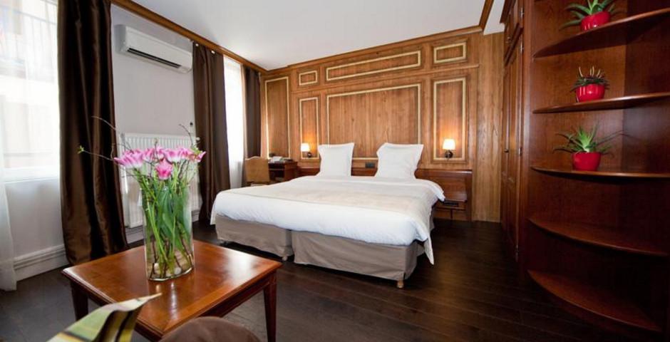 Hotel de L'Europe by HappyCulture