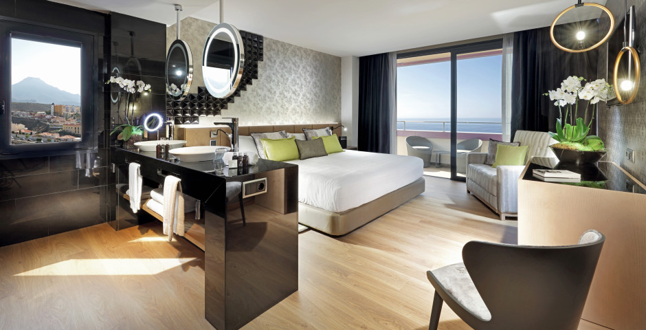 Chambre double Deluxe Gold