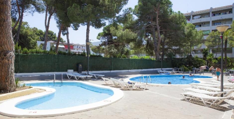 Apartamentos Mediterranean Suites
