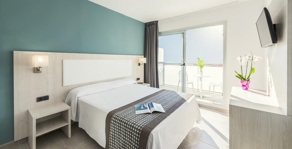 Doppelzimmer - 4R Hotel Miramar Calafell