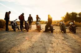 Circuit à moto au Canada et à Yellowstone