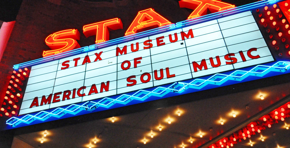 Stax Museum of American Soul Music - Memphis