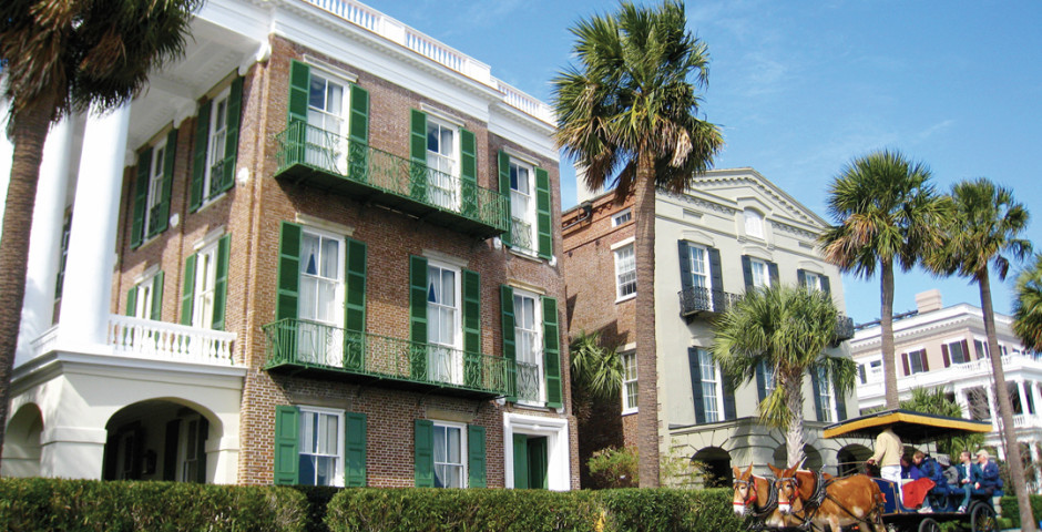 Roper House - Charleston