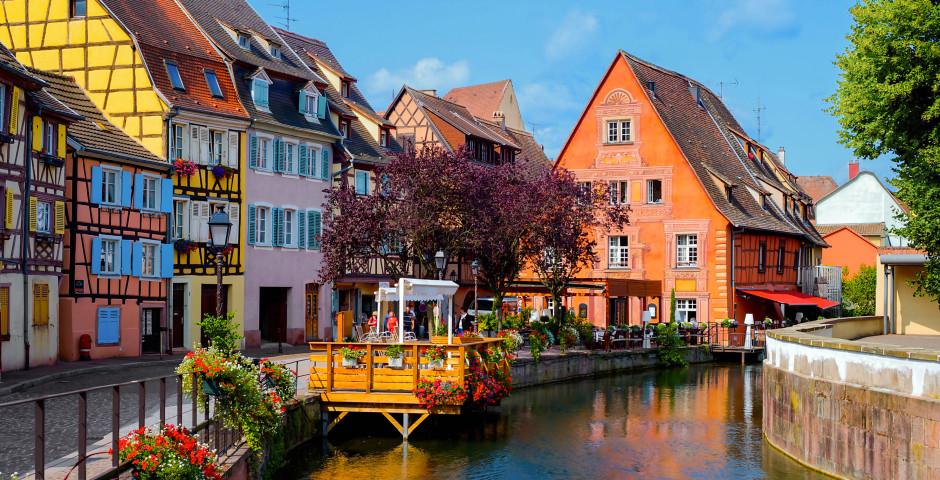 Historische Altstadt - Colmar